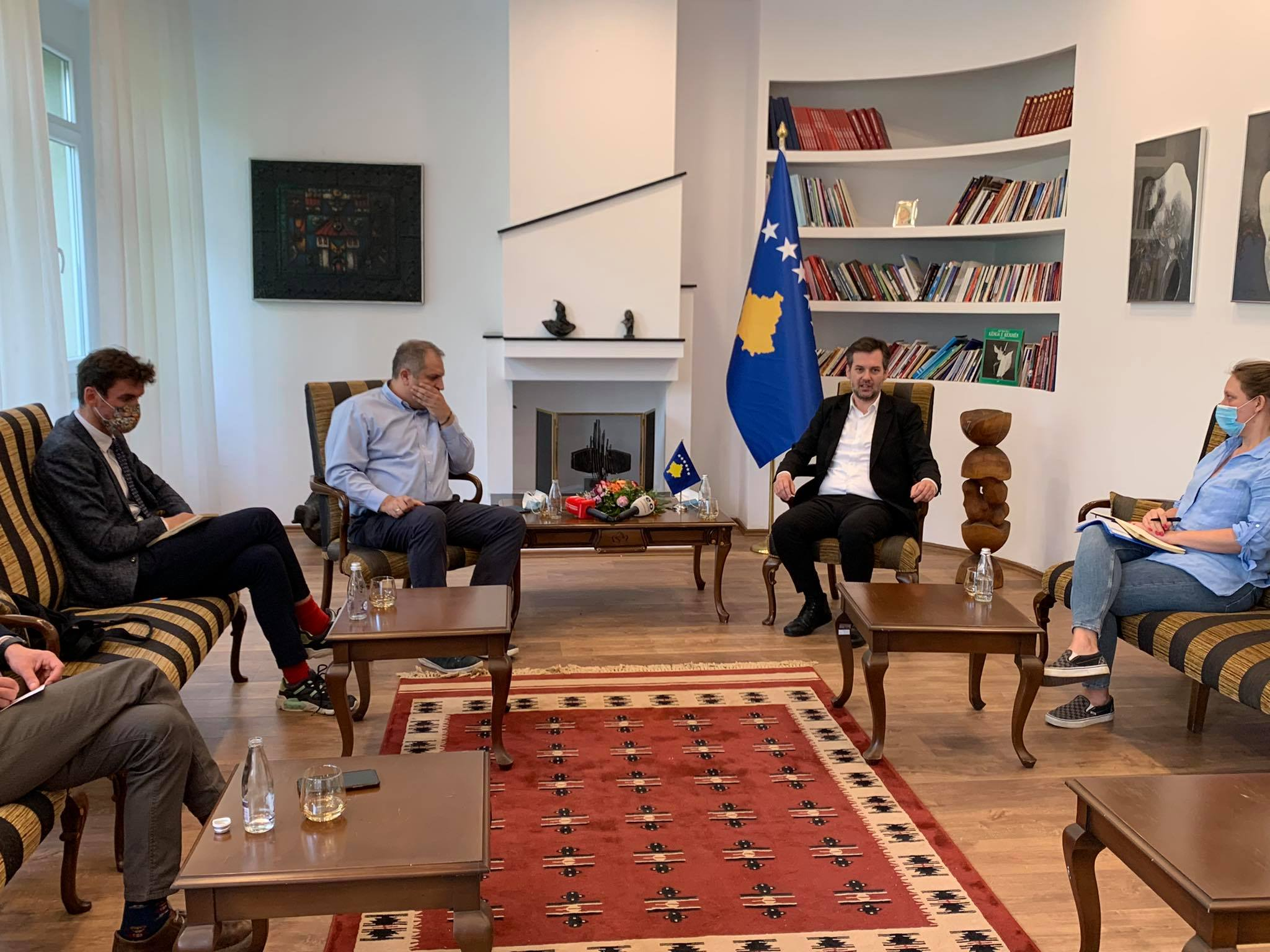 MCYS and the municipality of Prishtina agree to fight for the protection of the cultural heritage