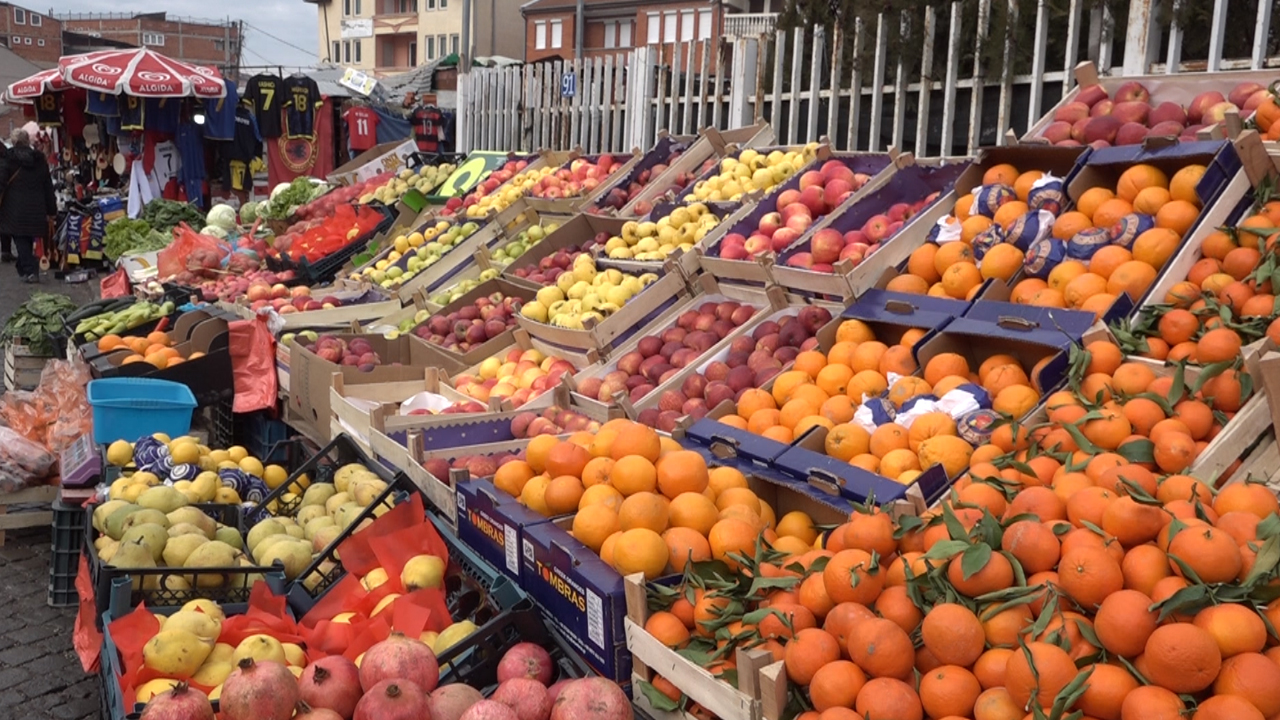Price decline in goods consumed in agriculture