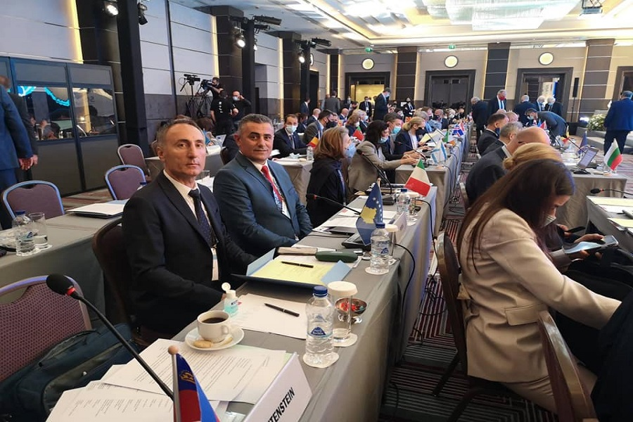 KOC leaders participate in the Electoral Assembly of the EOC