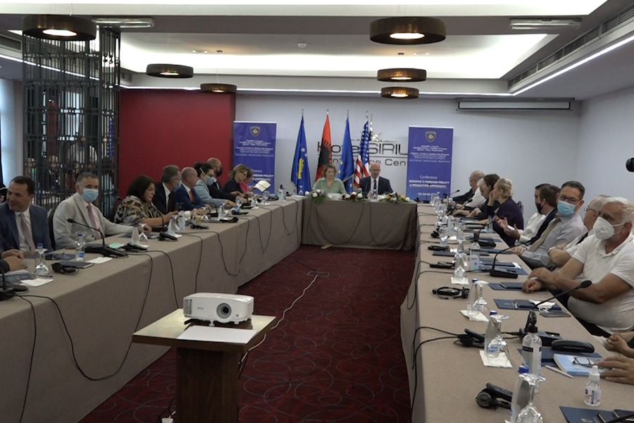 Gashi: The issue of missing persons and Serb crimes should be addressed in the dialogue