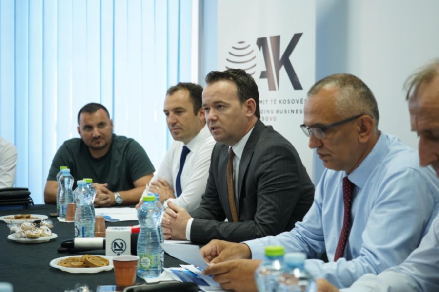 Kosovo is challenged by the large import of agricultural products – for one year it imported about 200 million euros