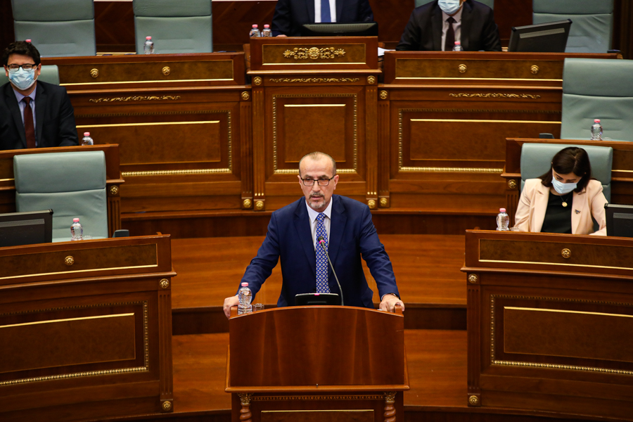 Haxhiu: You violated the procedures for the dismissal of the RTK board, Konjufca responds