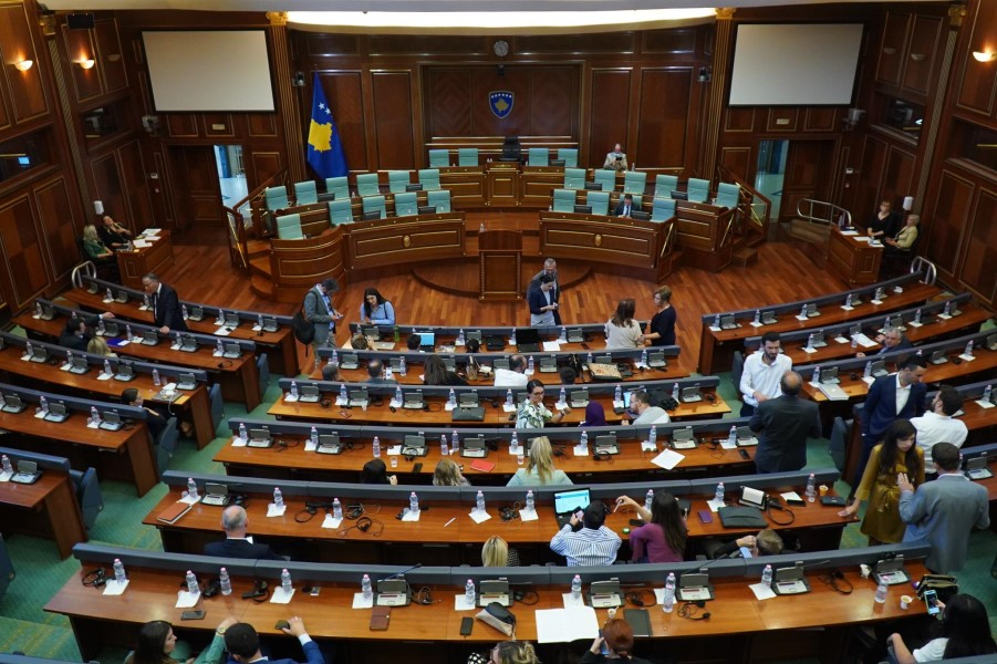 The Assembly session starts, the RTK Board members are expected to be dismissed