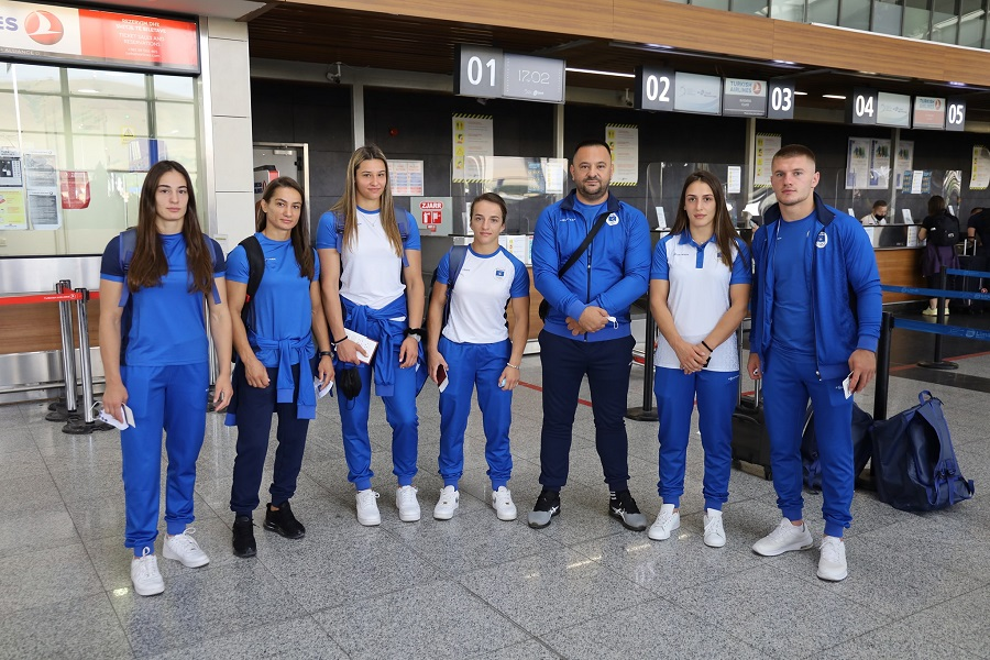 Judo team heads to Tokyo, Kuka: We will prepare to maintain the level of performance