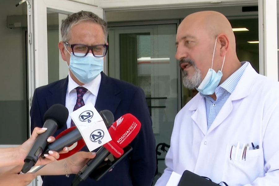 Vitia in Deçan: The situation is under control, fewer patients are seeking help