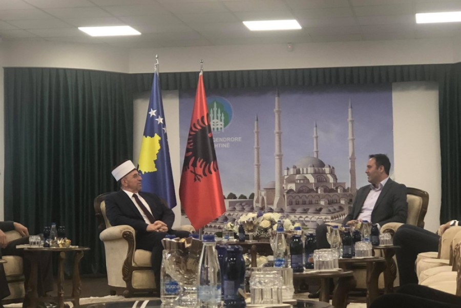 Konjufca congratulates Mufti Tërnava: Eid al-Adha, a celebration of solidarity and support for each other