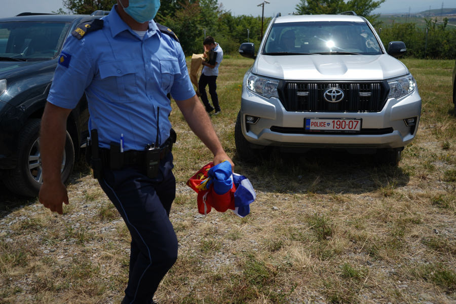 A Montenegrin citizen arrested in Gazimestan for interethnic provocations is sentenced