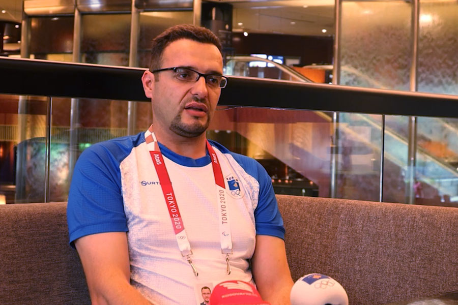 """The medals won in Tokyo 2020 should be an """"alarm"""" for the state of Kosovo"""