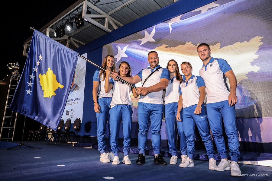 """Kosovo in second place in judo at """"Tokyo 2020"""""""