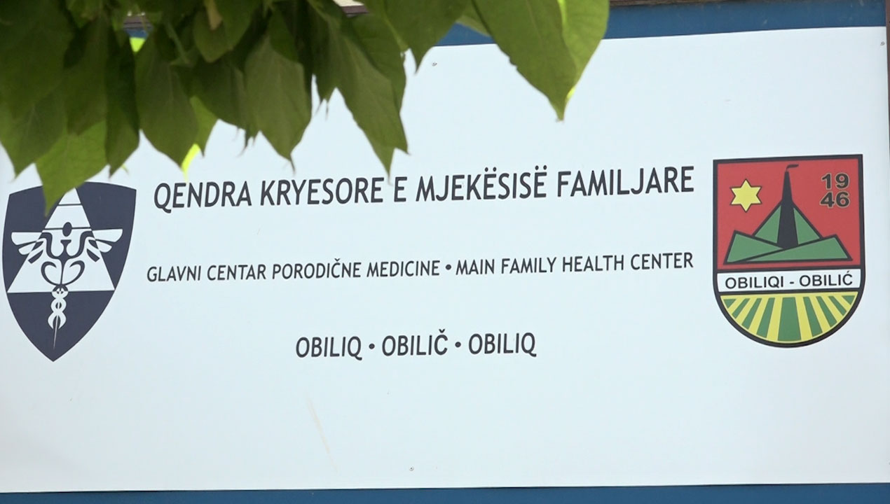 Low interest of the citizens of Obiliq for vaccination, MFMC with a lack of medical material