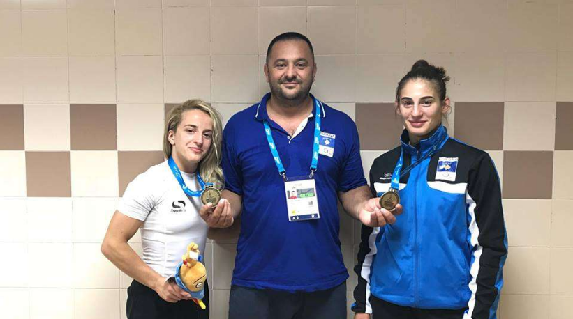 """French Embassy in Kosovo congratulates Kosovar judokas on the success achieved in """"Tokyo 2020"""""""