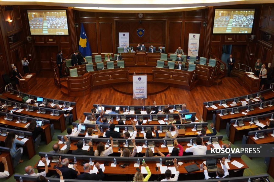 The Assembly fails to approve the report with Recommendations for overseeing the implementation of the Law on Business Organizations
