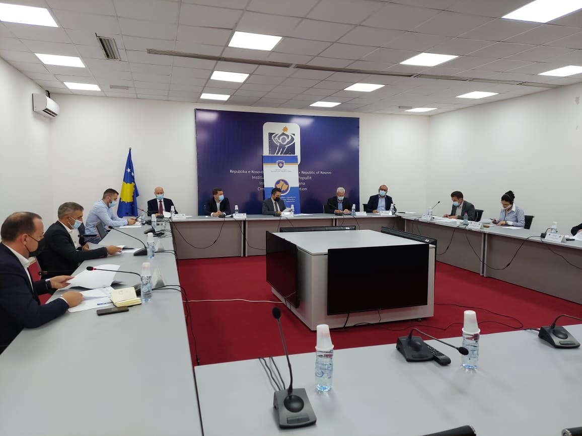The CEC prohibits Sokol Bashota from running in the municipal elections