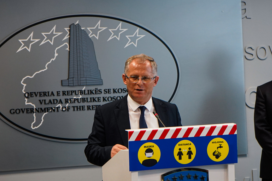 Bislimi on Brussels meetings: The issue of missing persons was the only topic in talks with Serbia