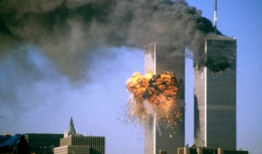 20 years since the terrorist attacks in the US