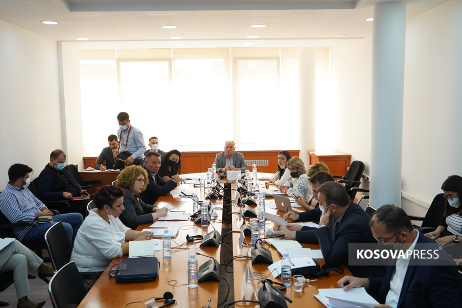 The Committee on Economy approves in principle the draft law on precious metal works