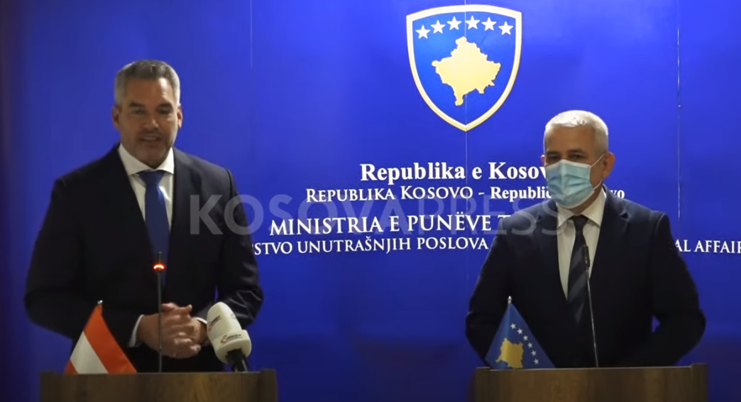 The Austrian Minister: Kosovo Police is acting rightly in the north