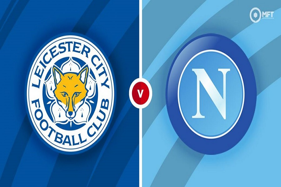 Leicester City-Napoli, formacionet zyrtare